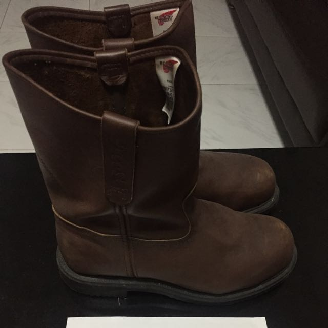 Safety Boots RED WING STYLE #8241 MEN'S