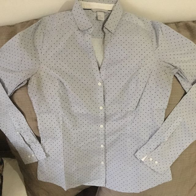 (Repriced) H&M SHIRT