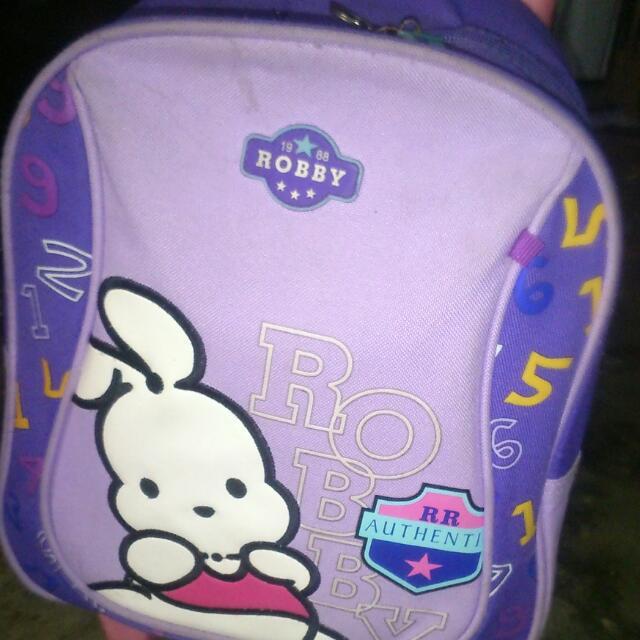 Robby Robbit Trolley Bag