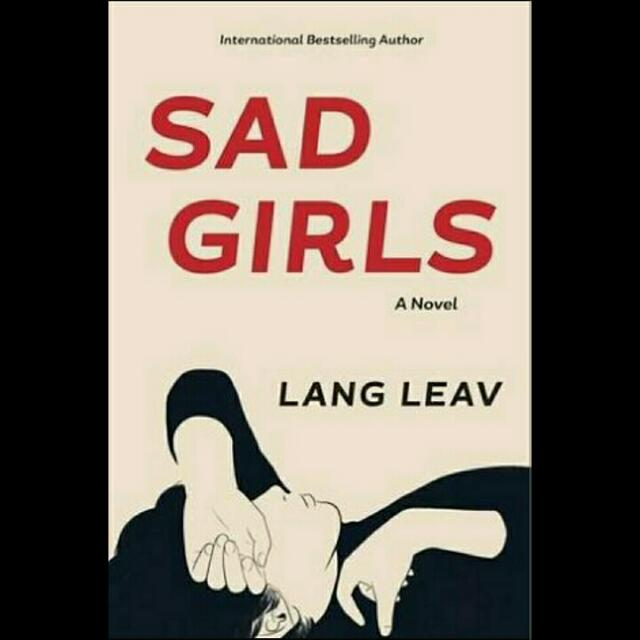 Sad Girls - Lang Leav