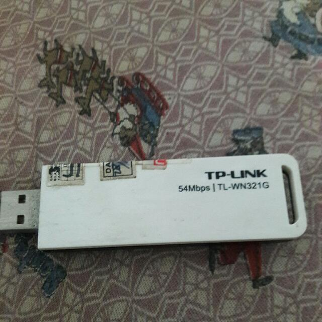 SALE!!! TP LINK WIRELESS USB ADAPTER MURAH