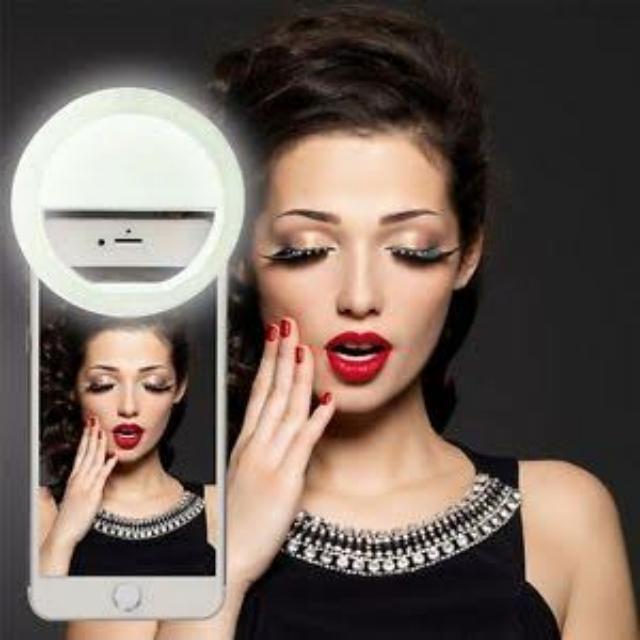 Selfie Ring Light / Selfie Ring / Led Ring for Smartphone