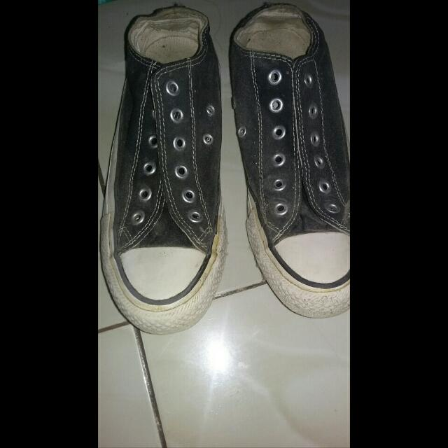 Sepatu All Star Black White *Converse*