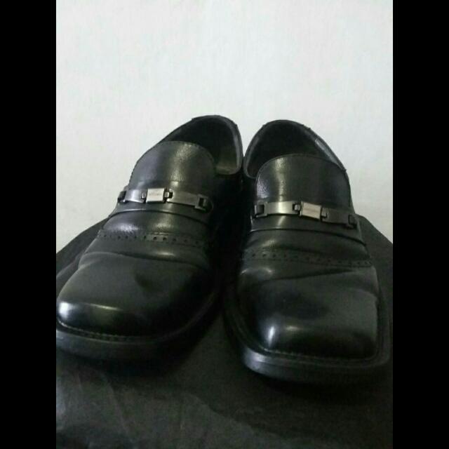 Sepatu Pantofel Buccheri Ori