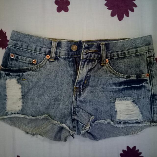 Short Pants Jeans Hot Pants
