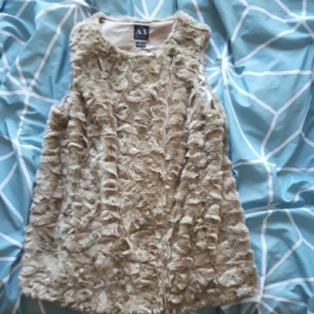 Size Small Armani Exchange Vest