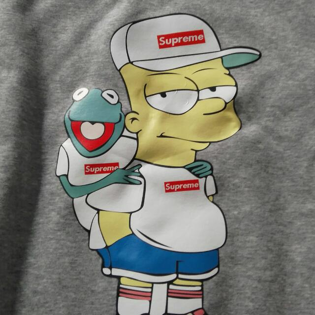 Supreme Bart Jumper