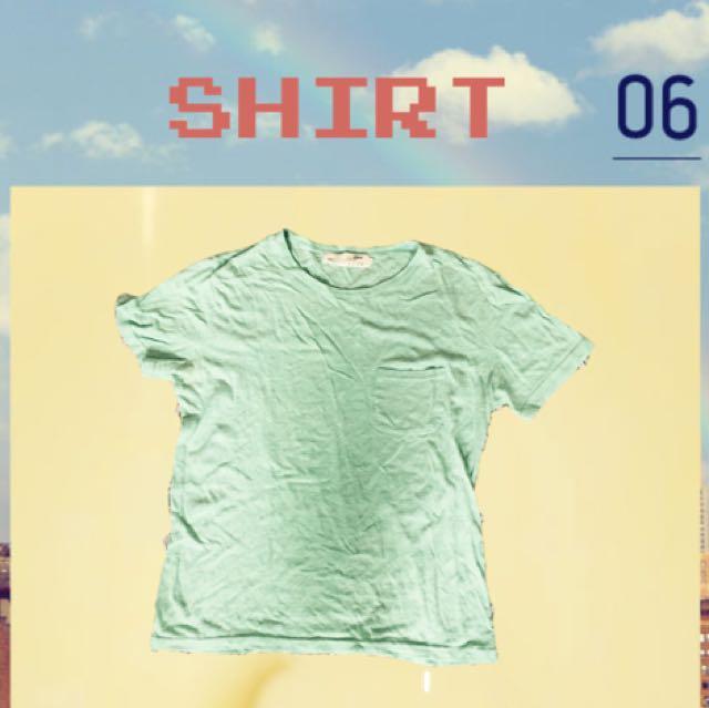 綠色T Shirt