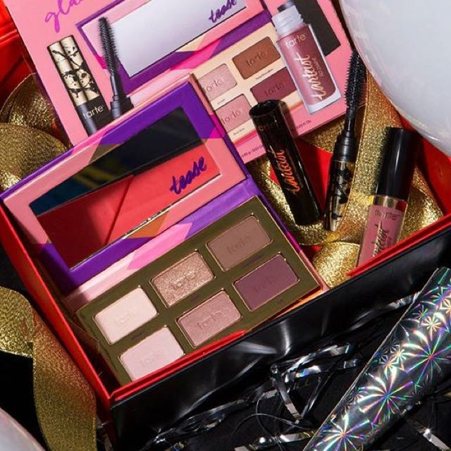 TARTE GLAM GOODIES Sephora Gold Card Birthday Gift Health Beauty Makeup On Carousell