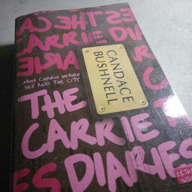 The Carrie Diaries (Bahasa Inggris)