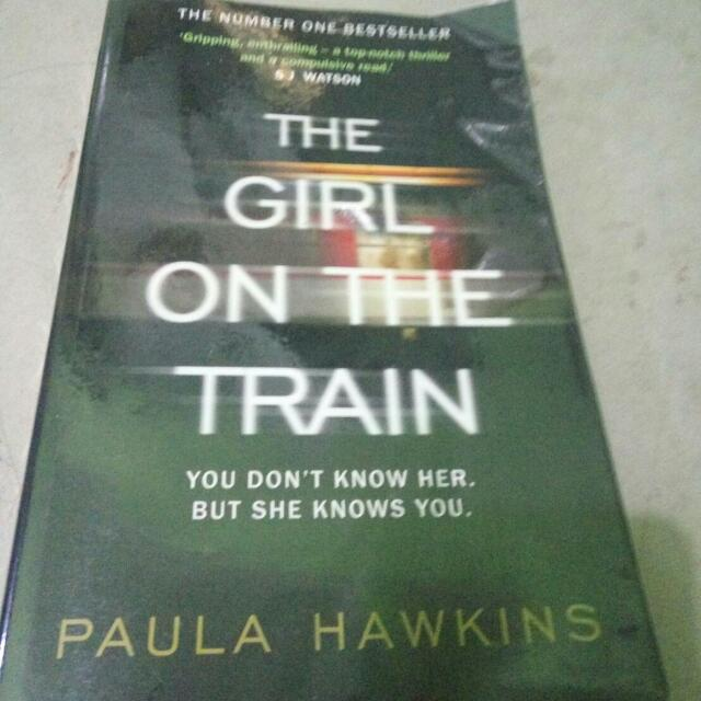 The Girl On The Train (Bahasa Inggris)