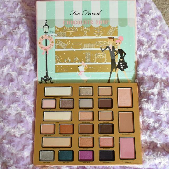 Too Faced Christmas In New York Makeup Palette Health Beauty