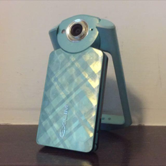 🔻降價🔻Tr60 湖水綠 ✅喜歡可議價💗附原盒裝、充電器、保護套、電池三顆