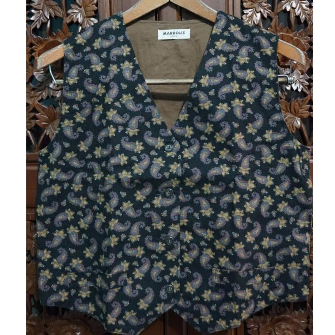 """Vest Floral """"Marbolis"""""""