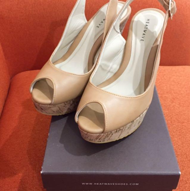 Heat Wave (4899) - Wedges Shoes