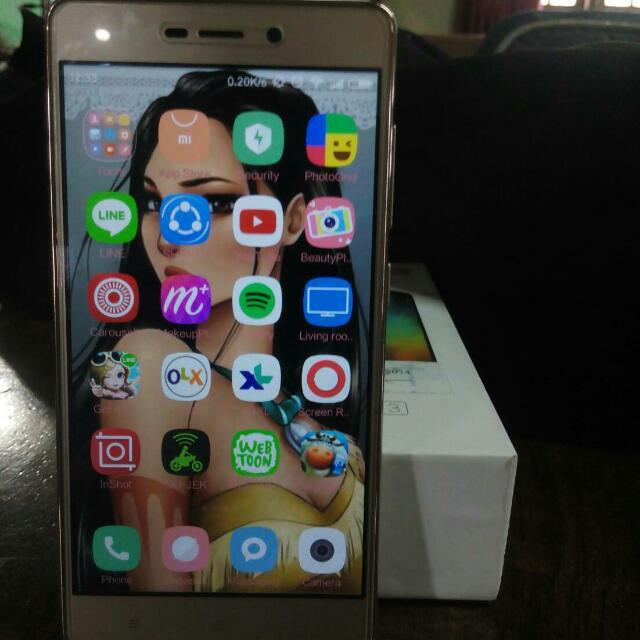Xiaomi Redmi 3pro 3/32