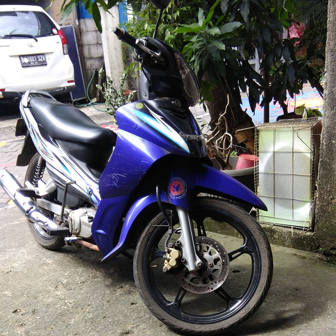 Yamaha Jupiter Z Burhan Th 2007