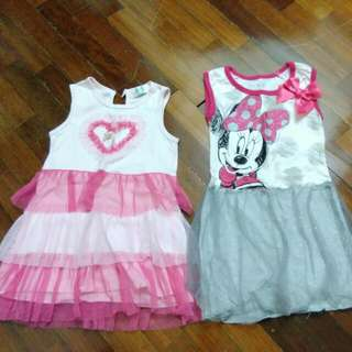 J Baby N Kayla B 2-3y Dress Set