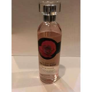 The Body Shop British Rose Eau De Toilette