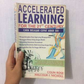 Accelerated Learning For The 21st Century