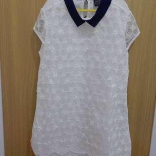 Arrow blouse