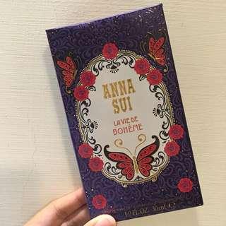 全新 Annasui La Vie De Boheme 30ml香水
