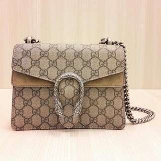 New & ready Gucci Dyonisus