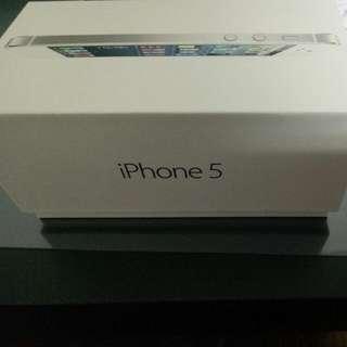 IPhone 5 White, 64GB