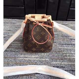 Louis Vuitton Bucket Nano Bag