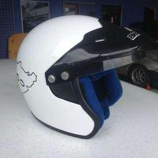 Genuine Bieffe Open Face Helmet