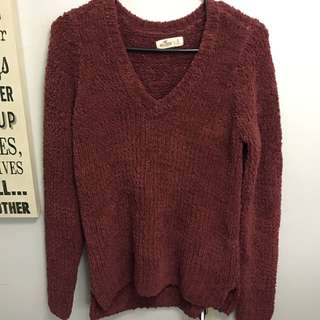 Hollister knitted