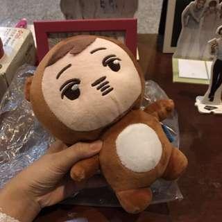 Gomini Jongin Exo Kai Doll Boneka