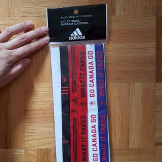 BNIB Adidas Headbands