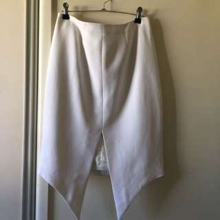 Keepsake White Skirt Size M