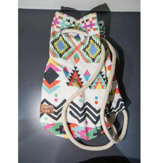 Araina Drawstring Bag