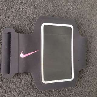 Nike iPod Arm Band Pink And Grey!