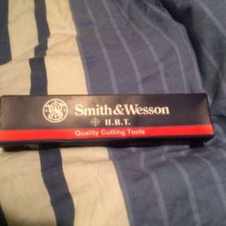 Smith an Wesson Tactical Knives