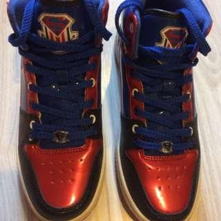 Superman Dunk SB High Cut Mens Shoes