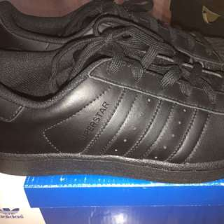 ADIDAS SUPERSTAR FOUNDATION 3 (black)