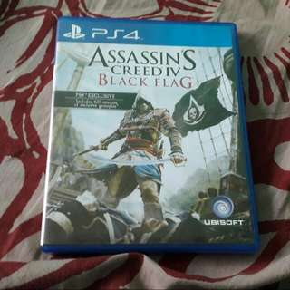 Assassin's Creed 4 Black Flag - PS4 Game