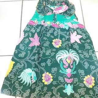 Free dress Batik Anak Umur 1-3th #tisgratis