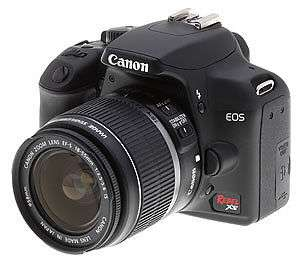 Like new Canon EOS with 18-55mm lens