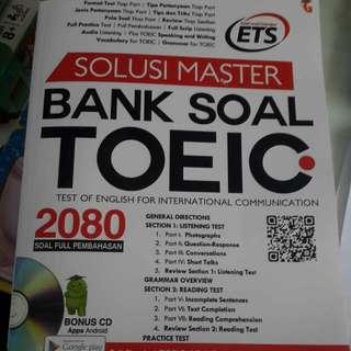 Bank Soal TOEIC + CD Materi