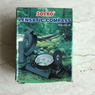 Joyko Lensatic Compass