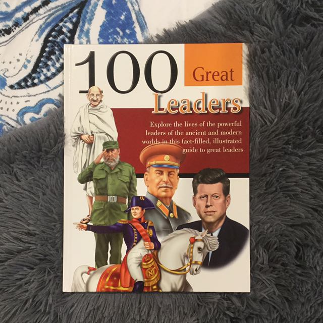100 Great Leaders