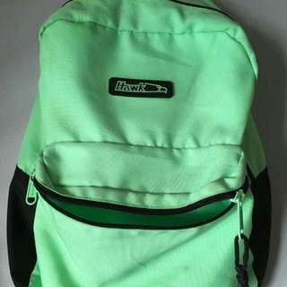 Neo Green Hawk Bag