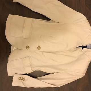 Zara Basic Blazer - Size XS