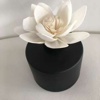 WATER LILY FLOWER 200ml SCENTED DIFFUSER - Various Colours