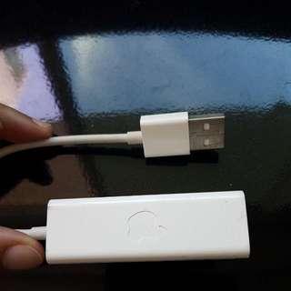 Apple USB to LAN Adapter