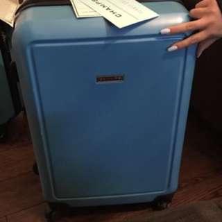 Aqua Suitcase Brand New